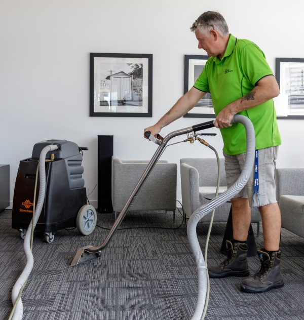 IICRC commercial carpet cleaning