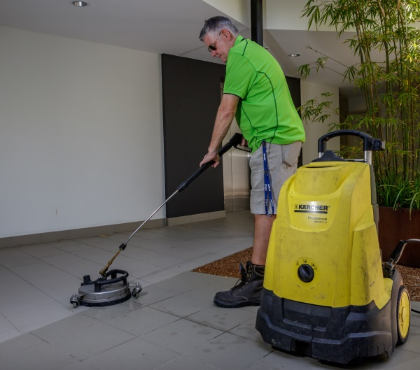state of art equipment paving cleaners