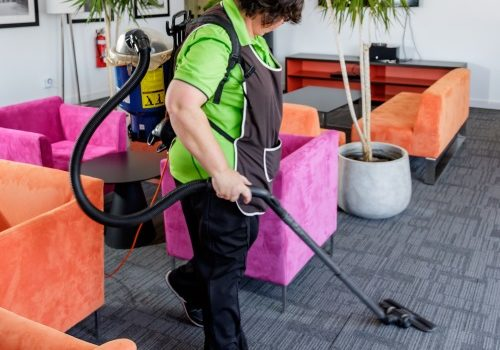 common area strata clean vacuum